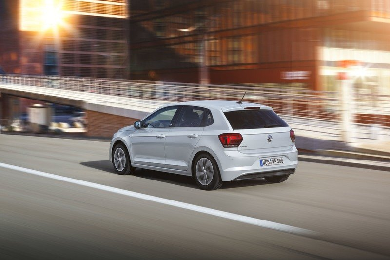 2018 Volkswagen Polo Exterior High Resolution Wallpaper quality - image 720732