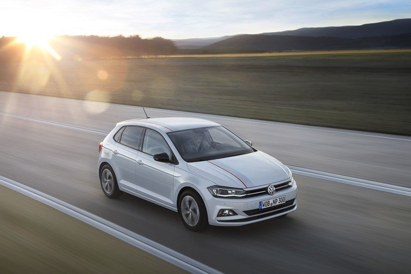 2018 Volkswagen Polo Exterior High Resolution Wallpaper quality - image 720737