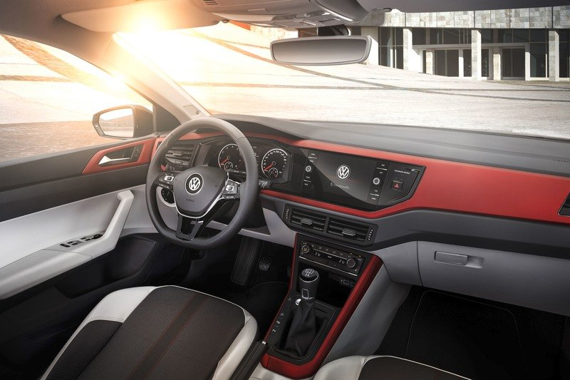 2018 Volkswagen Polo Interior High Resolution - image 720740