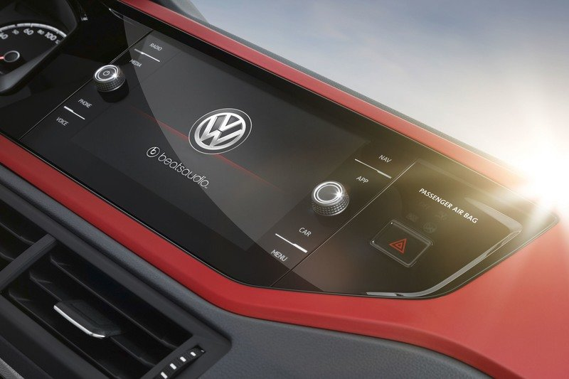 2018 Volkswagen Polo Interior High Resolution - image 720741