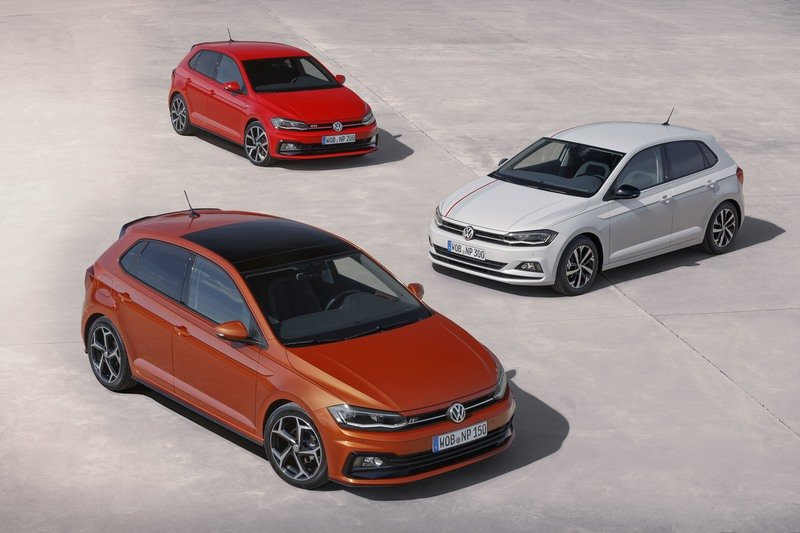 2018 Volkswagen Polo Exterior High Resolution - image 720745