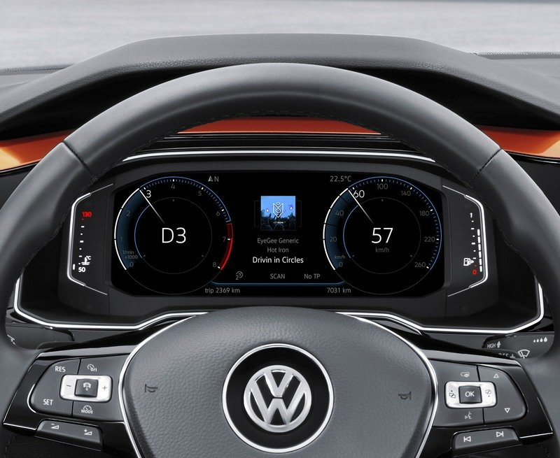 2018 Volkswagen Polo Interior High Resolution - image 720746