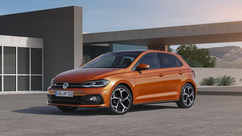 2018 Volkswagen Polo Exterior High Resolution - image 721072