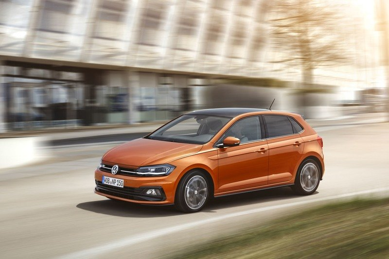 2018 Volkswagen Polo High Resolution Exterior Wallpaper quality - image 720714