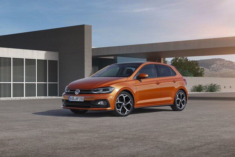 2018 Volkswagen Polo Exterior High Resolution Wallpaper quality - image 720717