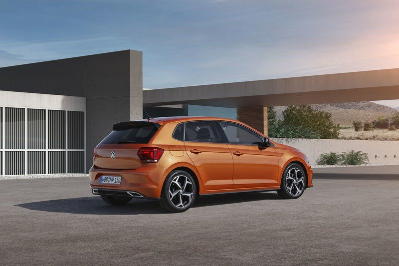2018 Volkswagen Polo Exterior High Resolution - image 720718