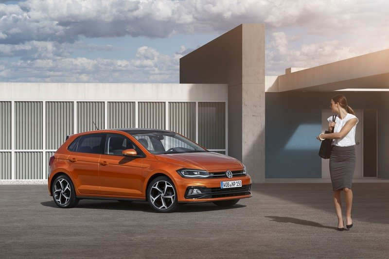 2018 Volkswagen Polo Exterior High Resolution - image 720711