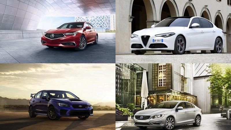 What's The Best Upscale Performance Sedan You Can Get For Less Than $50K?