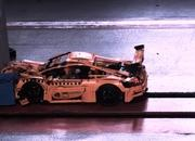 You Won't Be Able To Take Your Eyes Away From The Sight Of A Lego Porsche 911 GT3 RS Crashing - image 719124