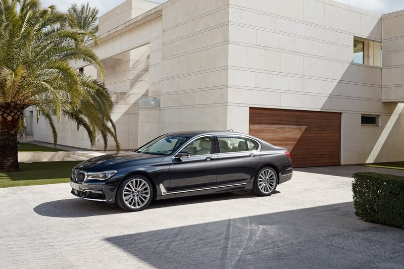 2016 BMW 7 Series Exterior High Resolution - image 724728