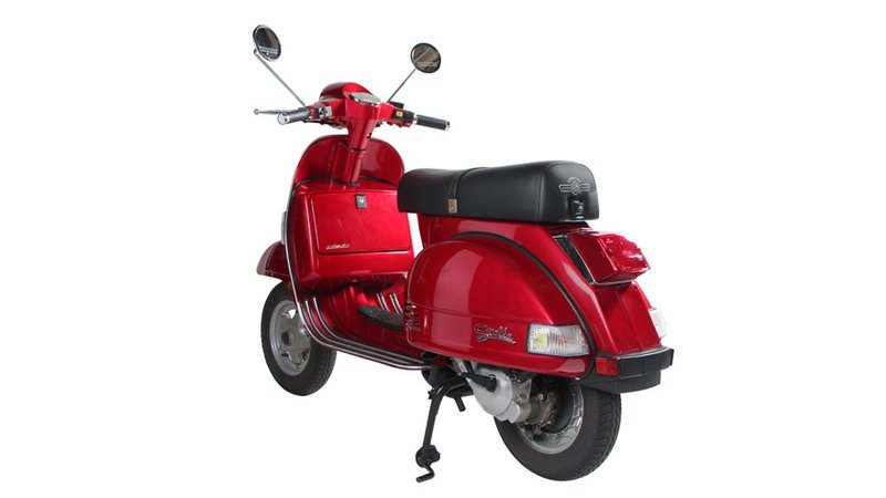 2017 Genuine Scooters Stella 125