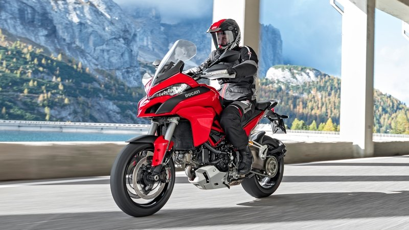 Sneaky Reveal Of The 2018 Ducati Multistrada 1260