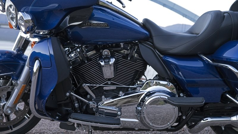 2017 - 2019 Harley-Davidson Electra Glide Ultra Classic
