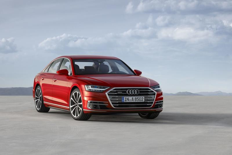 2018 Audi A8 Exterior High Resolution - image 722767