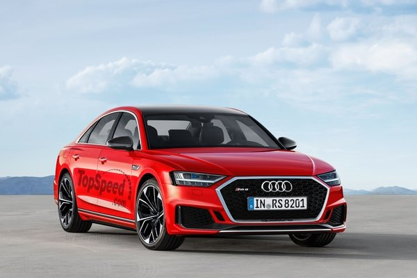 S63 2018 >> 2018 Audi RS8 Review - Top Speed
