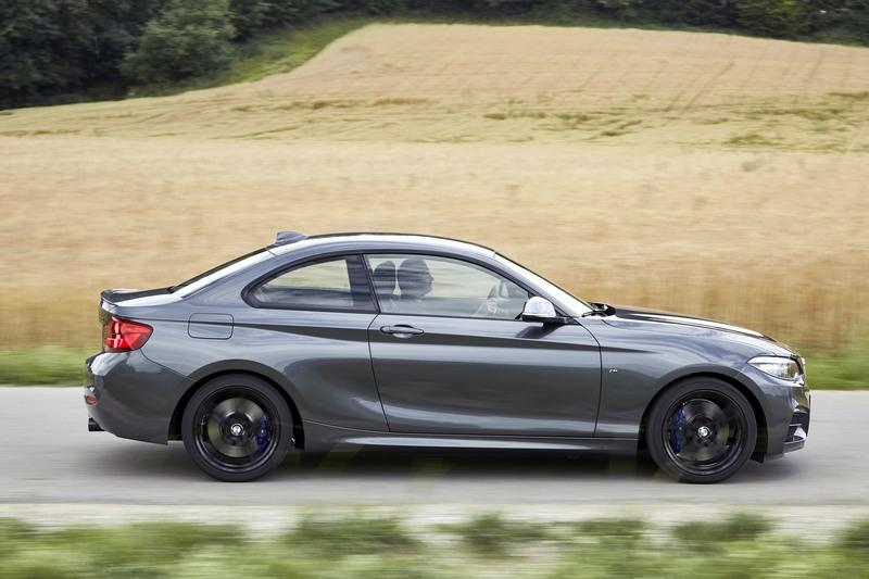 2018 BMW 2 Series Coupe