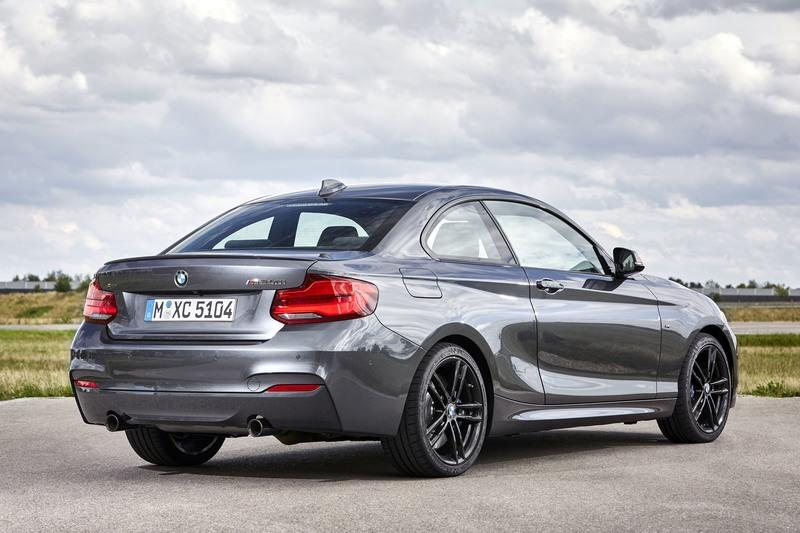 2018 BMW 2 Series Coupe Exterior High Resolution - image 724422