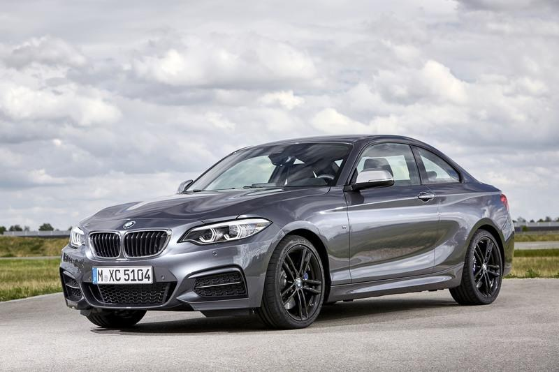 2018 BMW 2 Series Coupe Exterior High Resolution - image 724423