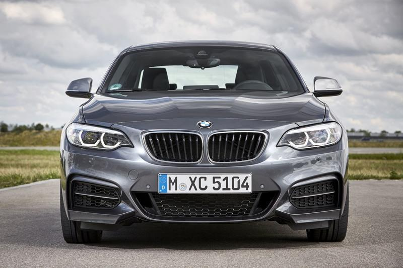 2018 BMW 2 Series Coupe Exterior High Resolution - image 724427