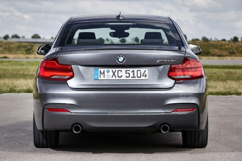 2018 BMW 2 Series Coupe Exterior High Resolution - image 724428