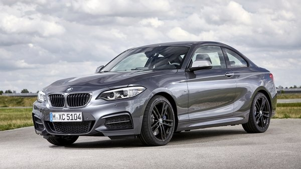 2018 bmw 2 series coupe review top speed. Black Bedroom Furniture Sets. Home Design Ideas