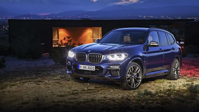 Like the BMW X3? We've Got Your Wallpapers Right Here!