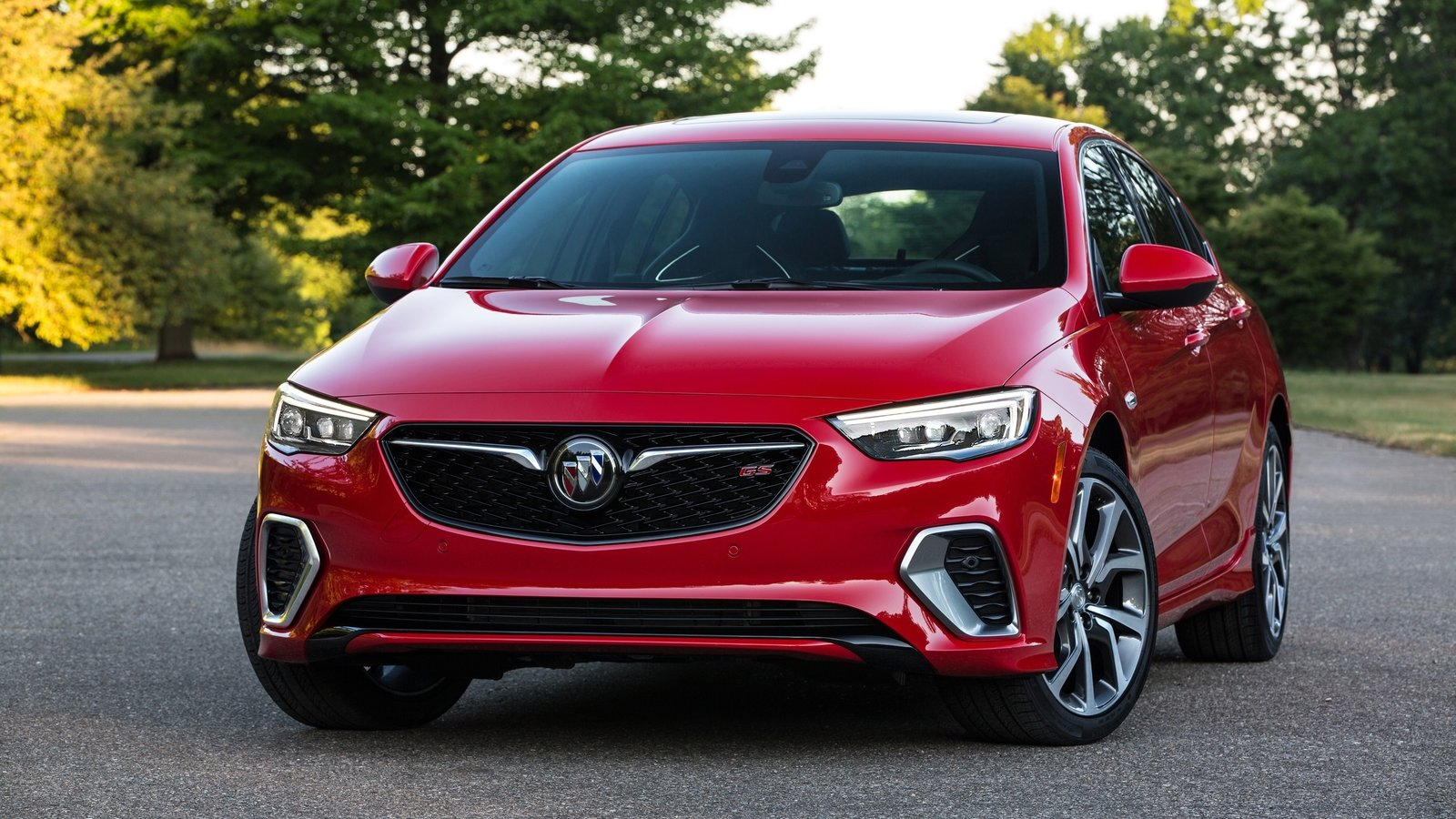 2018 Buick Regal GS | Top Speed