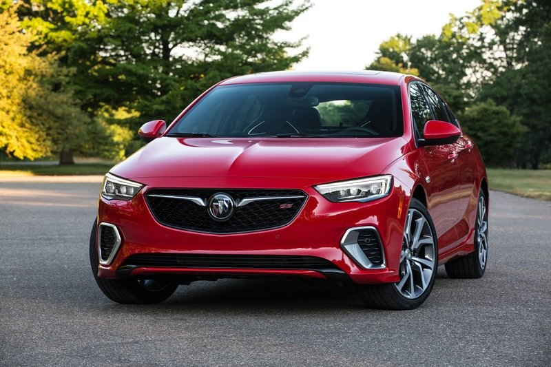 2018 Buick Regal GS High Resolution Exterior - image 724116