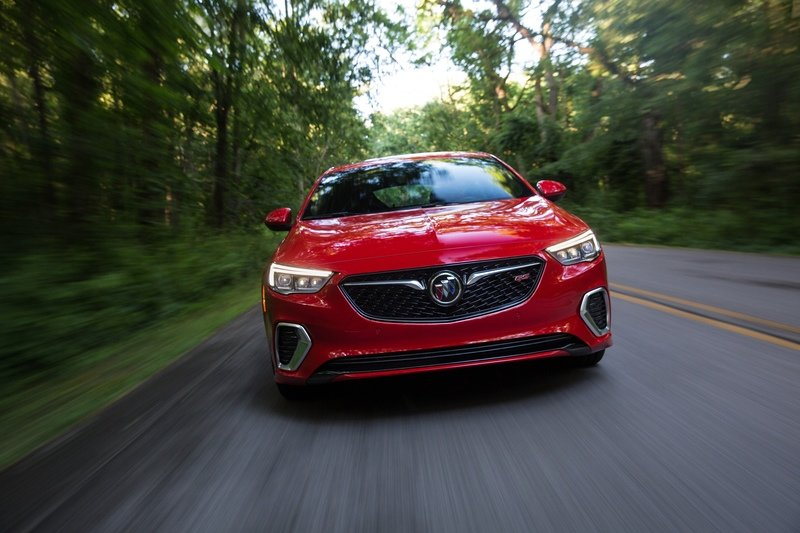2018 Buick Regal GS High Resolution Exterior - image 724118