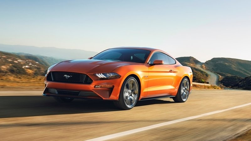2018 Ford Mustang Goes From 0 to 60 MPH In Under 4 Seconds