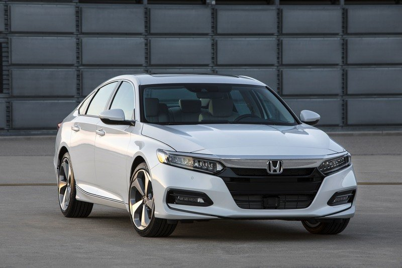 2018 Honda Accord High Resolution Exterior - image 723397