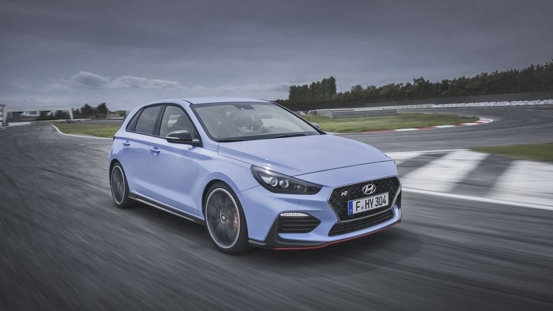2018 Hyundai i30 N High Resolution Exterior - image 723387