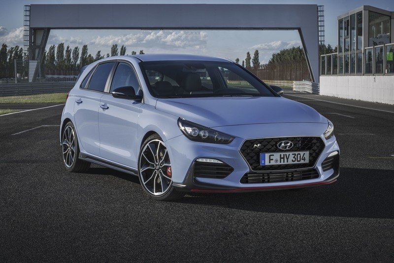 2018 Hyundai i30 N Exterior High Resolution - image 723132