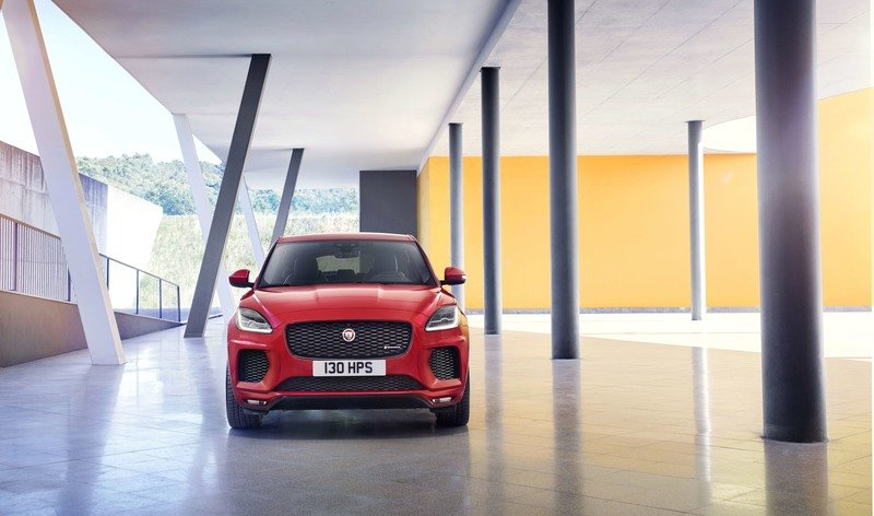 Jaguar Pulls The Covers Off Of The New E-Pace, Officially Establishes SUV Family