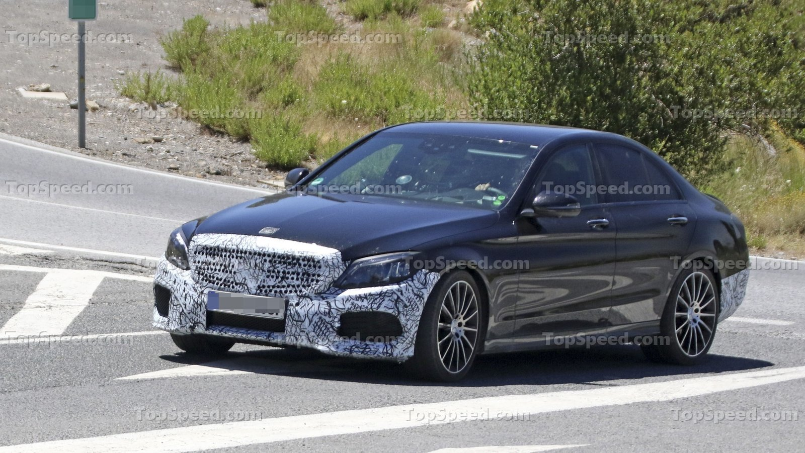 2018 Mercedes-Benz C-Class Review