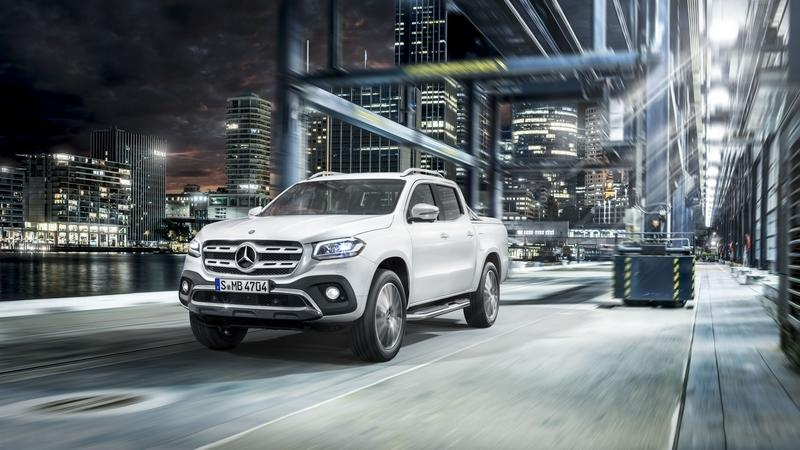 Here's Why the Mercedes X-Class' Design Sucks