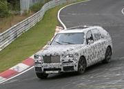 Rolls-Royce Will Debut the Cullinan on May 10th - image 725078