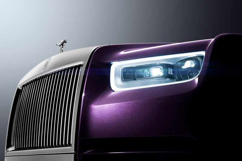 2018 Rolls-Royce Phantom VIII High Resolution Exterior - image 724998