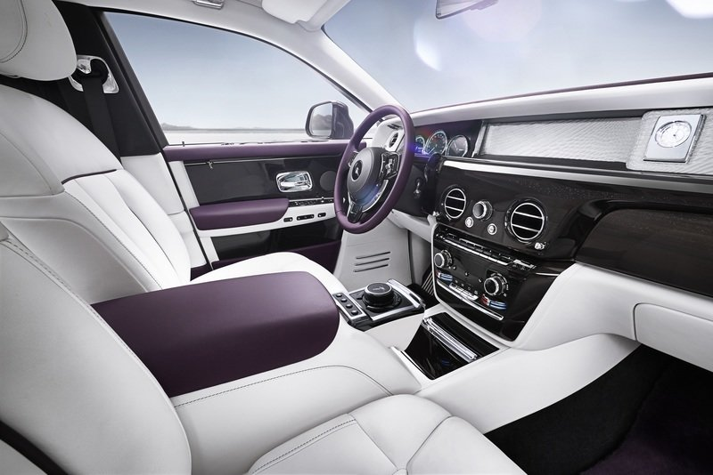 2018 Rolls-Royce Phantom VIII High Resolution Interior - image 725002