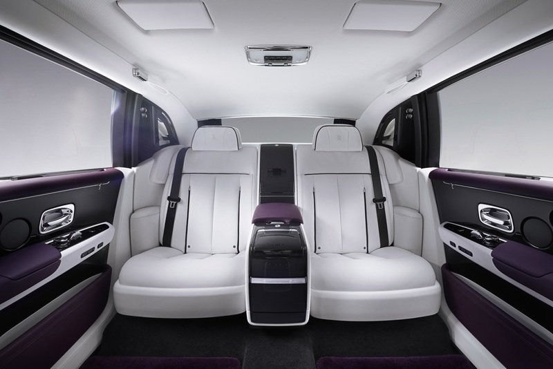 2018 Rolls-Royce Phantom VIII High Resolution Interior - image 725003