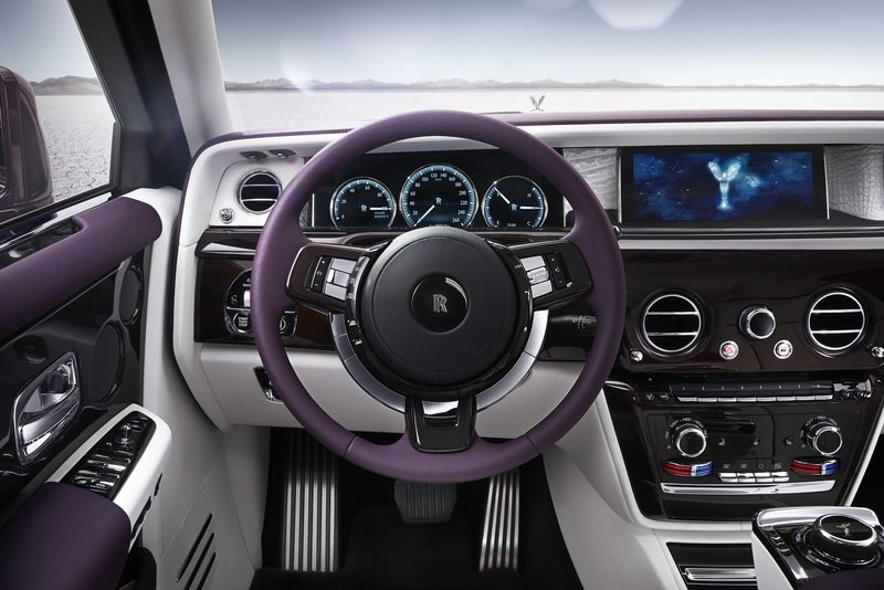 2018 Rolls-Royce Phantom VIII High Resolution Interior - image 725005