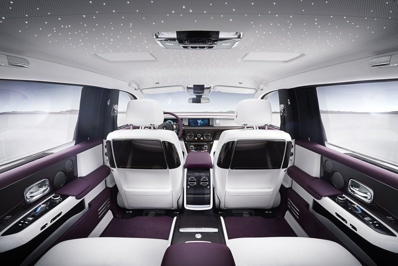 2018 Rolls-Royce Phantom VIII High Resolution Interior - image 725006