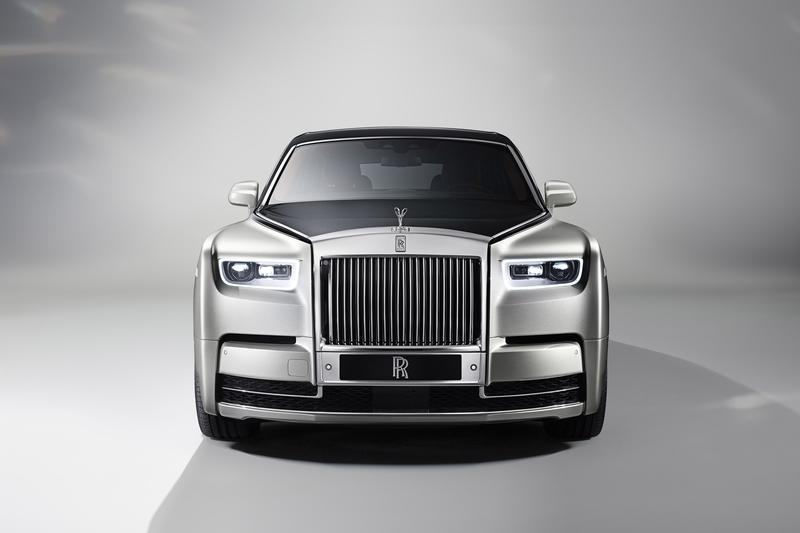 2018 Rolls-Royce Phantom VIII High Resolution Exterior - image 725158