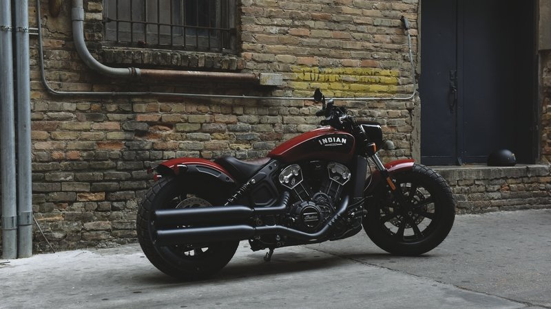 2018 Indian Motorcycles Scout Bobber - How Does It Stack Up To The Competition?