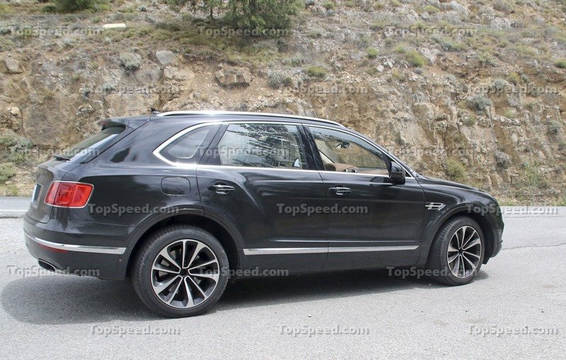 2019 Bentley Bentayga Plug-In Hybrid