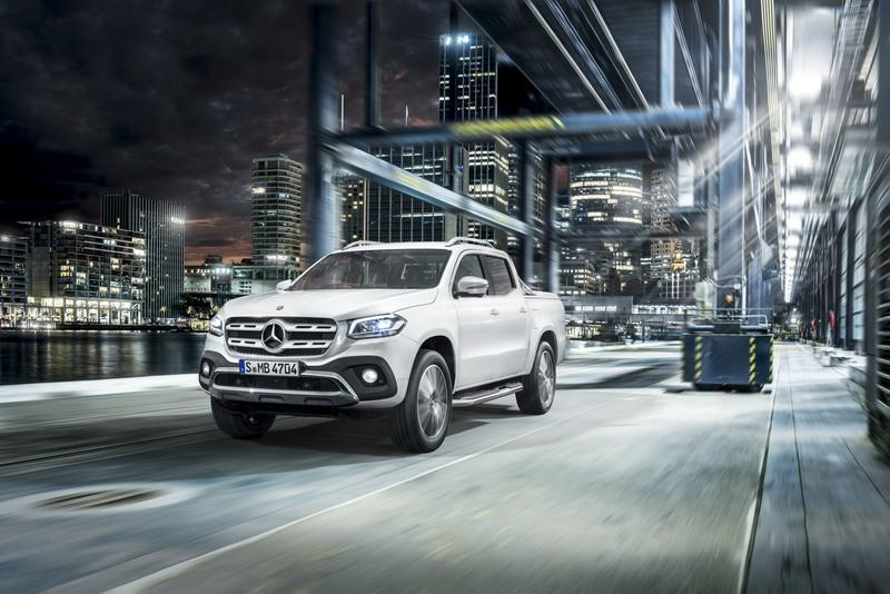 2018 Mercedes-Benz X-Class High Resolution Exterior - image 723962