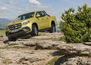 Wallpaper of the Day: 2018 Mercedes X-Class - image 723979