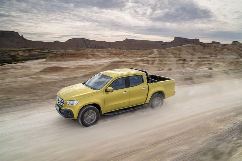 Wallpaper of the Day: 2018 Mercedes X-Class