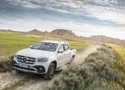 Wallpaper of the Day: 2018 Mercedes X-Class - image 723997