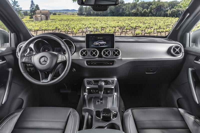 2018 Mercedes-Benz X-Class High Resolution Interior - image 723999